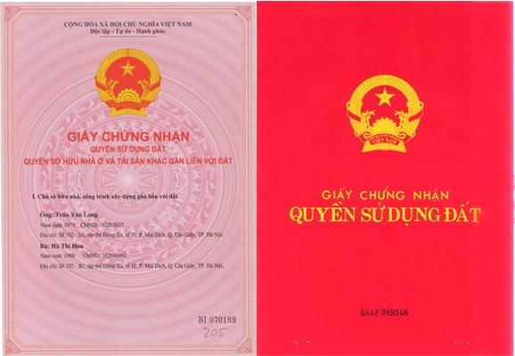 Dịch vụ cấp mới sổ đỏ tại Nghệ An